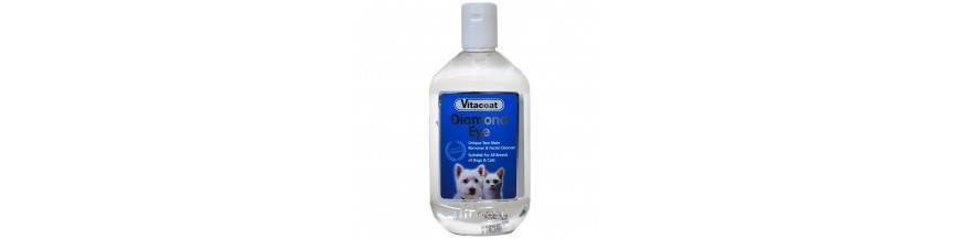 Limpieza ojos perros