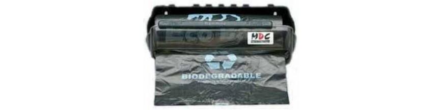 Rollos bolsas biodegradables