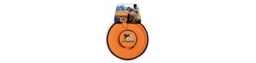 Frisbee  Perros